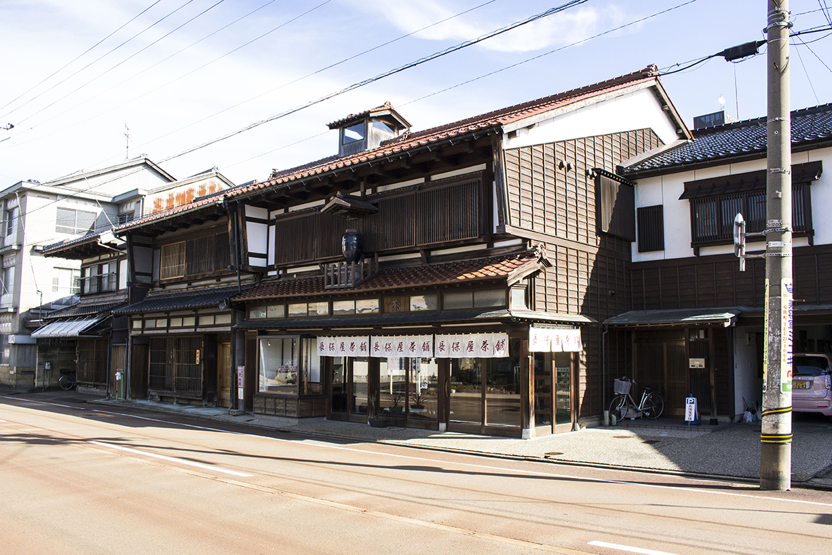 長保屋茶舗(Choboya tea shop)